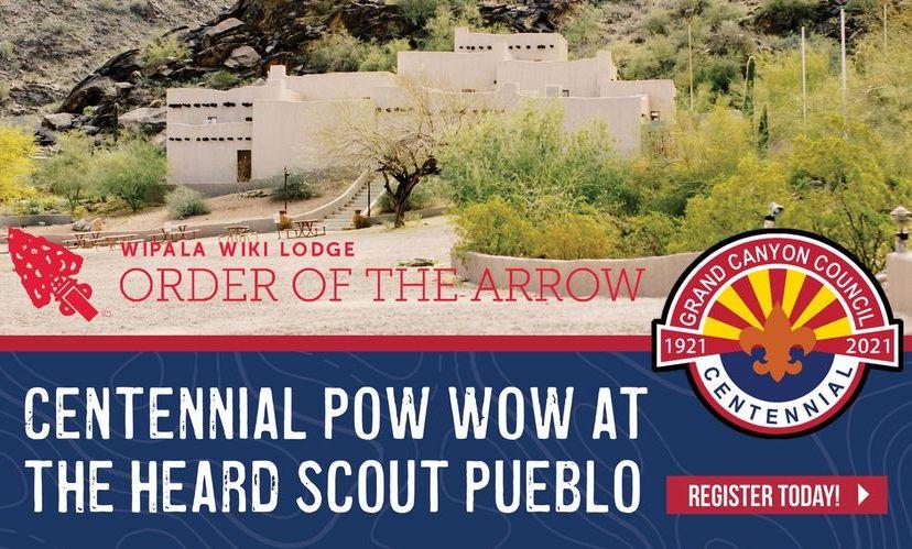 2021 Cub Scouts Braves Pow Wow